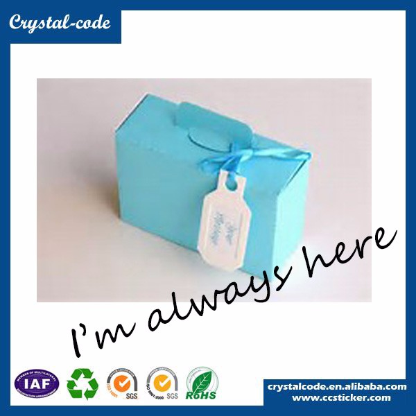Handmade Durable Cardboard Suitcase Paper Gift Box With Free ...
