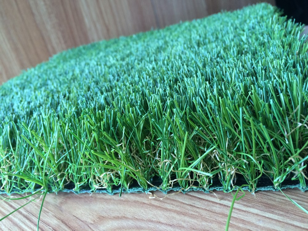 Natural artificial turf grass for garden decoration buy for Artificial grass decoration