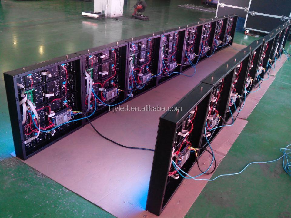 p2.5 led matrix module panel indoor rgb 64x64 dots pixels HD screen 160*160mm