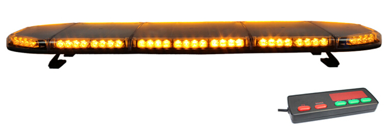 Red Blue Amber White Green Purple Led Warning Lightbar