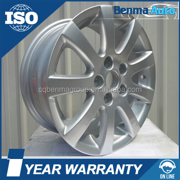 14 inch modified Car Alloy wheels for VW POLO