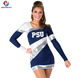 wholesale cheer dance wear sublimation Cheerleadingr Costume hot custom design your own cheerleading uniform