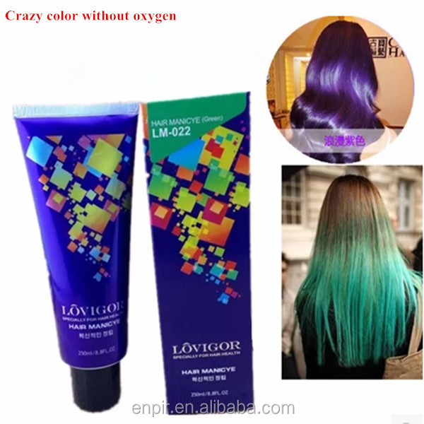 Private Label Professional Crazy Color Henna Hair Dye Wholesale