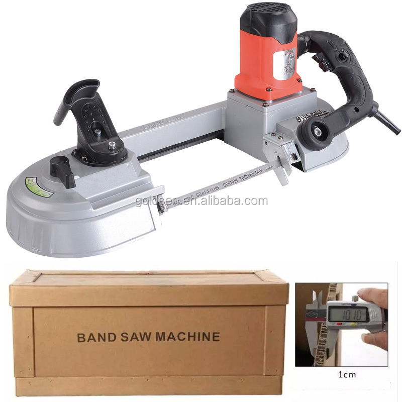 Small Handheld Speed Variable Metal Wood Steel Cutting Saw
