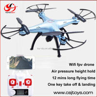 Toysky Dropshippers to USA Falcons Long flying time WIFI FPV Selfie air drone similar syma smart drone quadcopter with high lock
