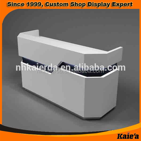Cash Counter Table Designcash Counter Tablewooden Cash Counter