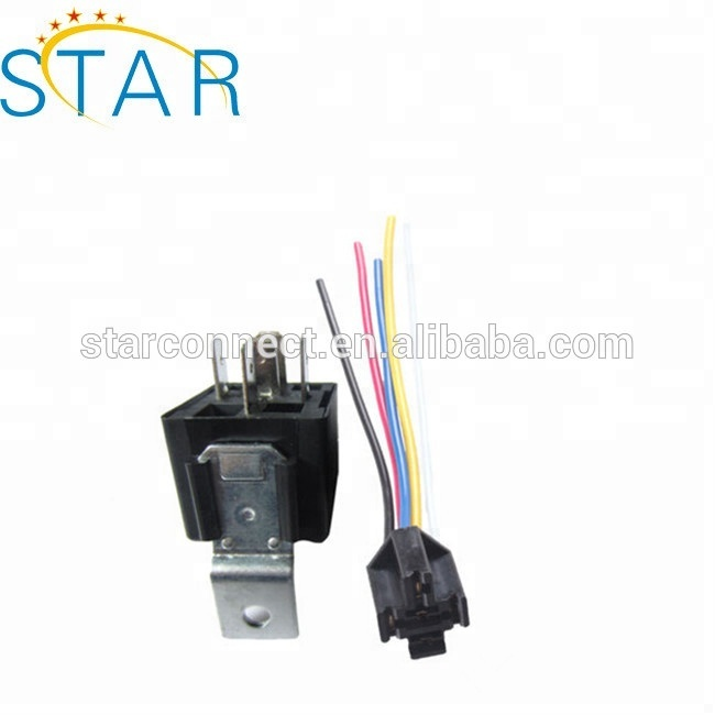 Car Automobile Relay Socket Wire Harness Manufacturer