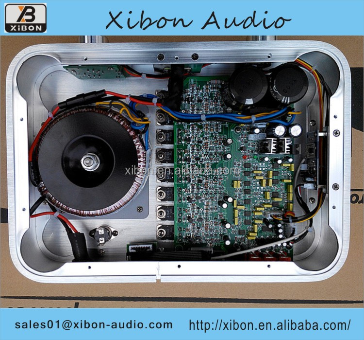 Car Bass Tube With Amplifier Amplifier 5000w