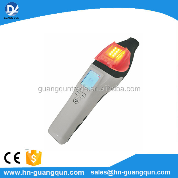 High quality AT7000 portable breathalyzer Professional fuel cell sensor supplier