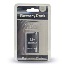 Good Quality Replacement Parts 3600MAH Battery Pack For PSP1000 Console OEM