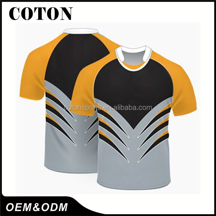 Manufactory pro rugby jersey