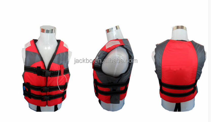 New Solas Approved/neoprene/nylon Foamed/inflatable Life Jacket ...