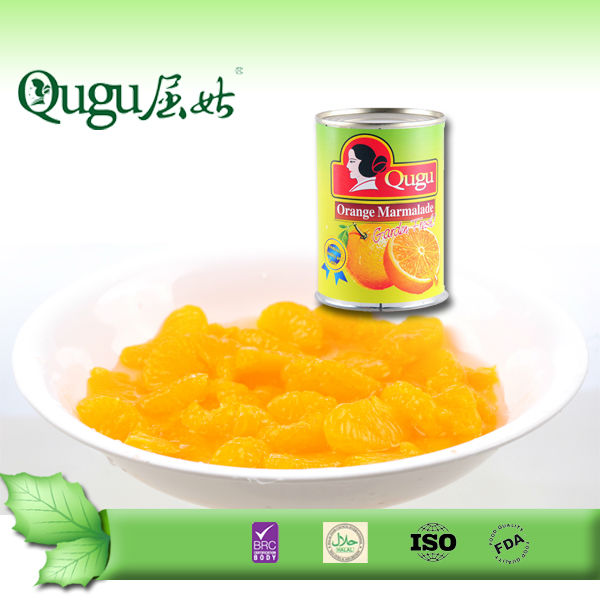 2014 New crop canned whole orange segments 3kg price