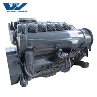 Deutz Air Cooled Diesel Engine With Competitive Price