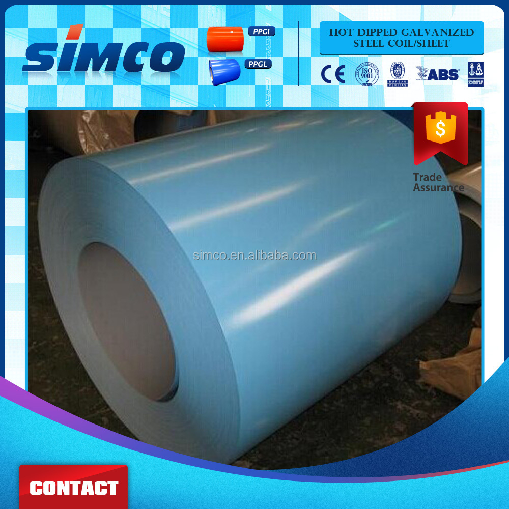 Color Coated Alu Zinc Steel Coil G550