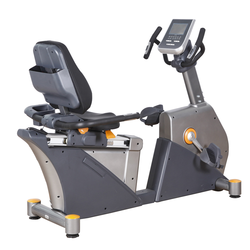 BCE102 Magnetic Sports Bikes / Electric Recumbent Bike / Exercise Bike <strong>Fitness</strong> with Self Generator