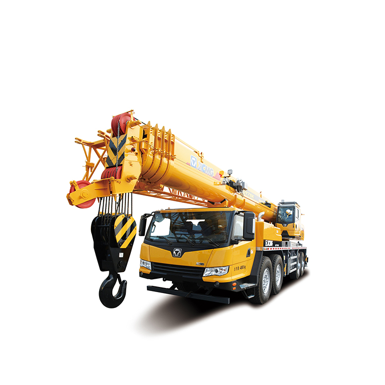 2017 XCMG official QY75K used truck crane for sale