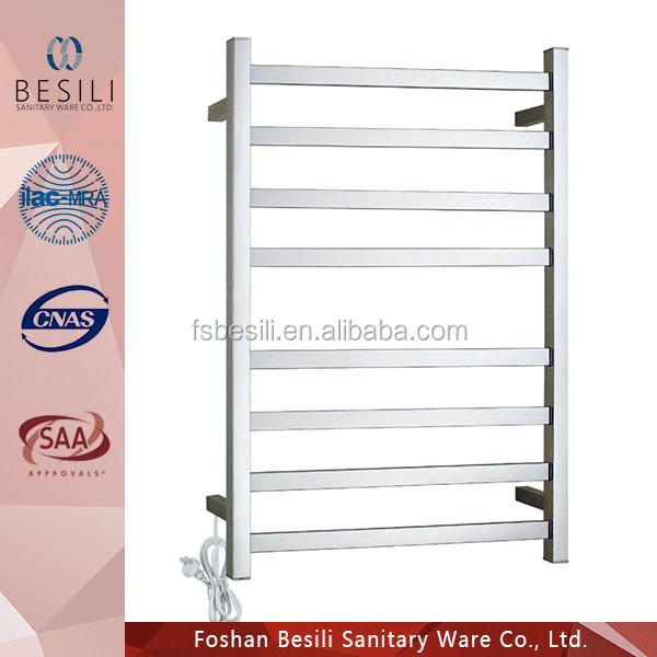 Ba o radiador toallero el ctrico escalera bf81 toalleros for Toalleros bano baratos