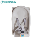 commercial infant restroom wall mount safe fold plastic baby seat