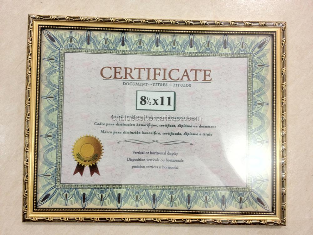dollar shop a certificate frame document frame diploma frame  1 dollar shop a4 certificate frame document frame diploma frame