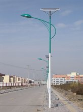 30W 60W 80W Integrated LED Solar Street Light Pole Price