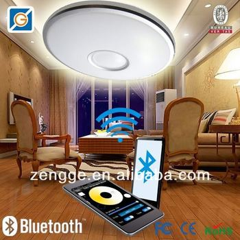 Bluetooth Ceiling Pot Lights Led Rgb Remote Control Light