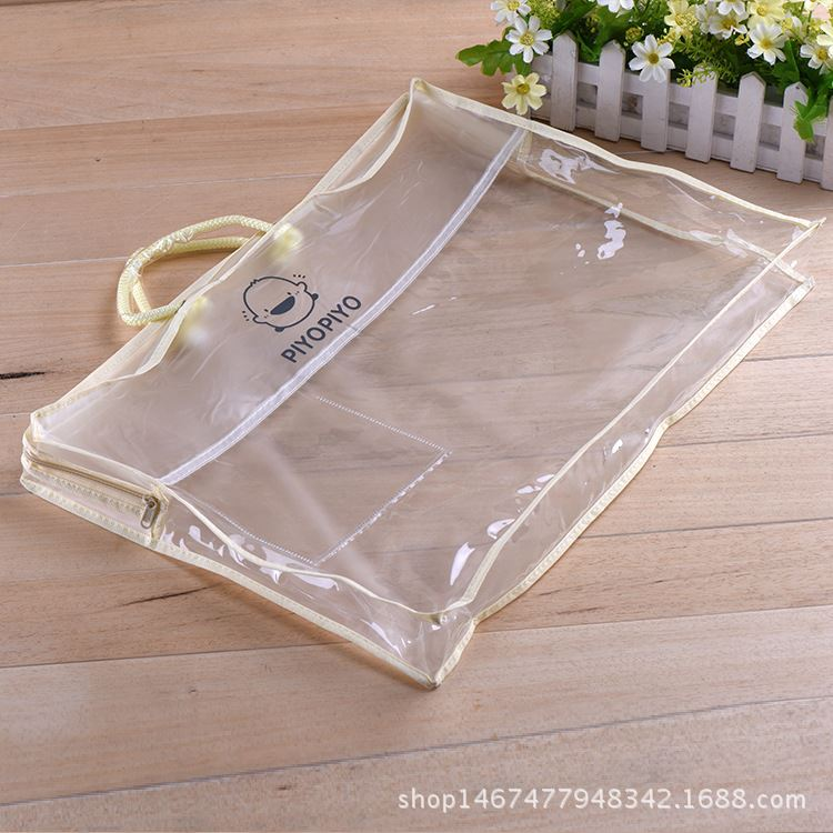 wholesale high quality cheap ziplock t-shirt plastic packaging bag