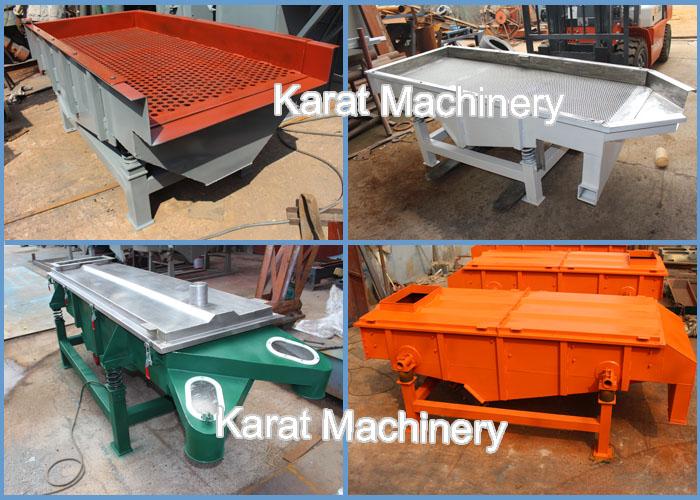 KRT Vibrating Screen,Separator Machine Sand Linear Vibrating Screen