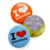 Wholesale Metal Tin Round Shaped Badge Buttons Pin Back