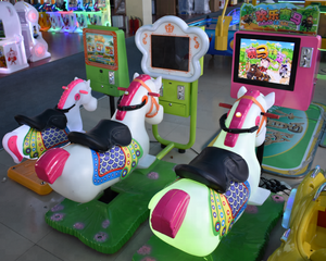 3d video games machine racing games kiddie rides 3d horse game