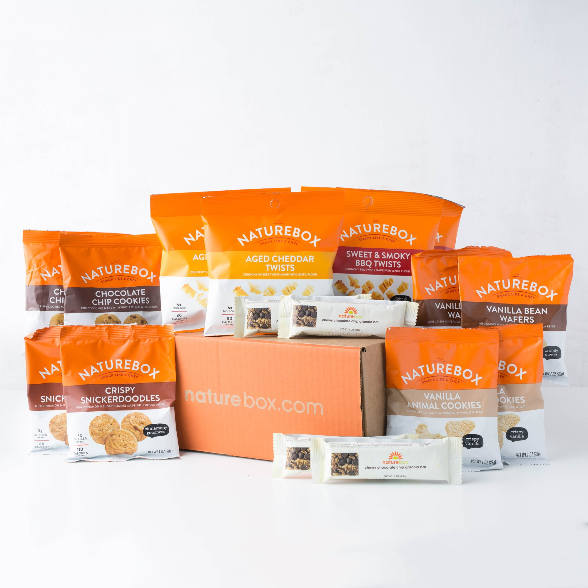NatureBox Healthy Snacks Care Package Variety Assortment (Care Package)