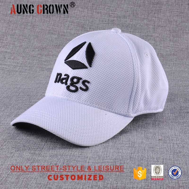 custom design applique football mesh baseball cap