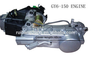 GY6 Gear Oil 0 17 Liters engine