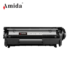 Amida <span class=keywords><strong>Toner</strong></span> <span class=keywords><strong>Cartridge</strong></span> 12A <span class=keywords><strong>Q2612A</strong></span> untuk HP 1010/1012/1020 Printer Mesin