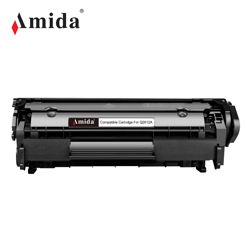 Amida compatibel voor HP printer toner cartridge Q2612A