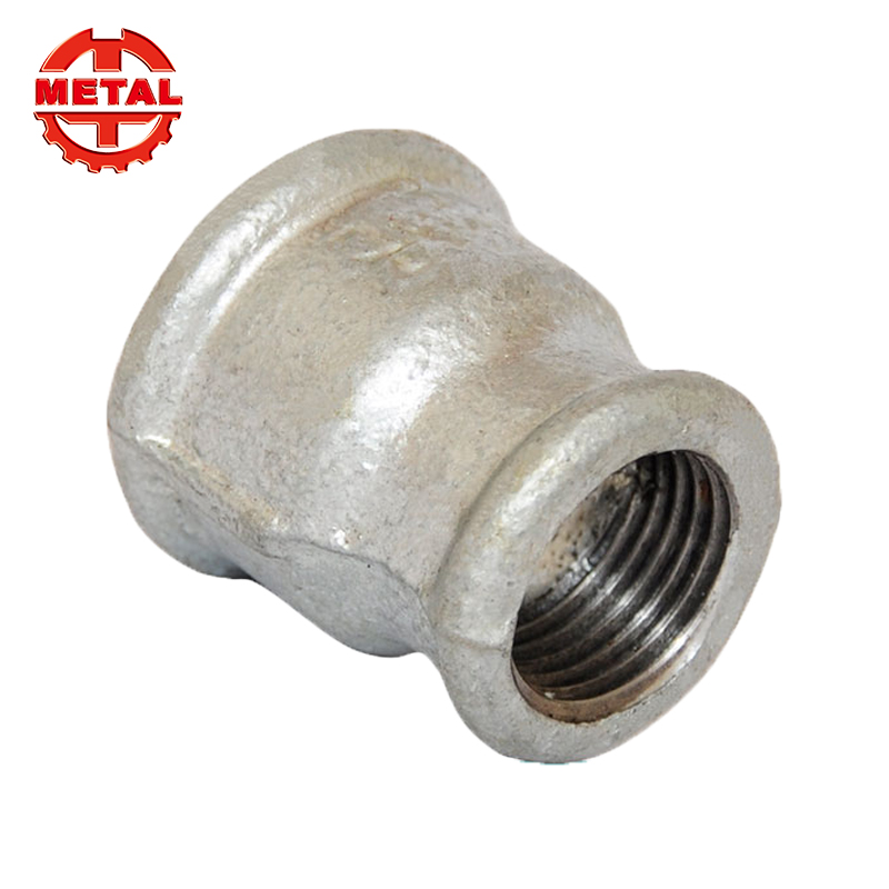 Gi Water Pipe Threaded Screw Joint Fitting Names Quick Coupling