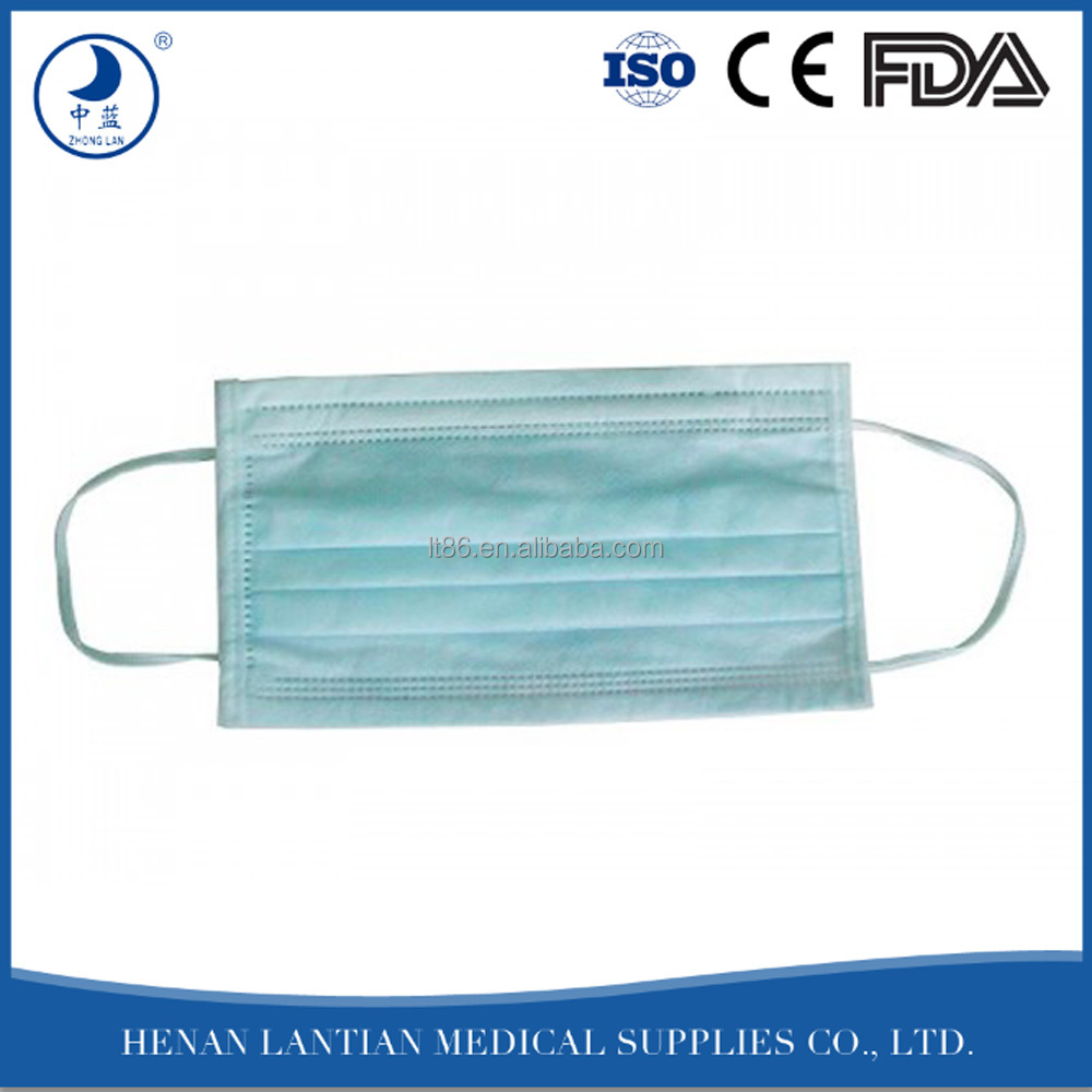 Medical face mask hospital for sickness, face mask for virus protection