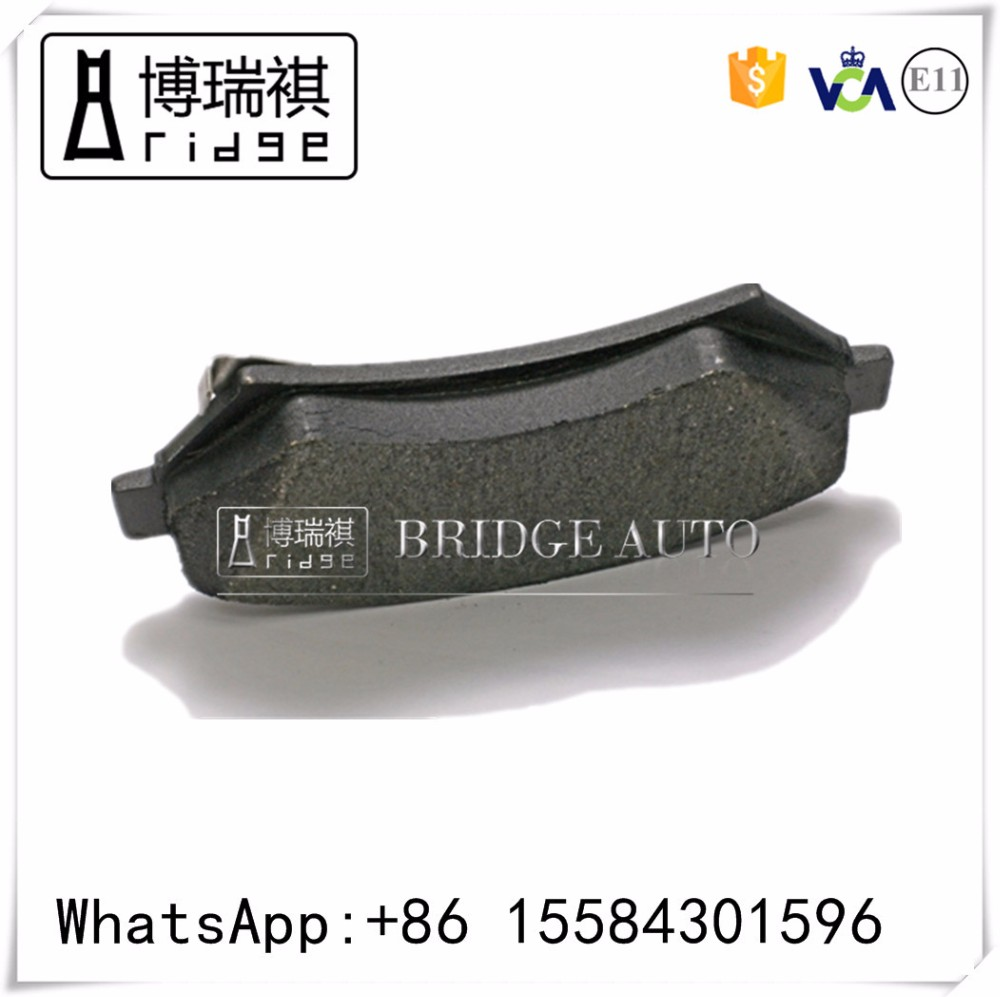 special for you Standard thickness brake pad thickness from Bapco wva 21485