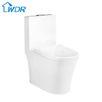 Bengal custom design s trap 300mm WC toilet commode