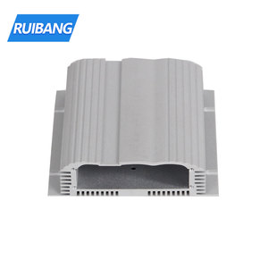 Electrical appliances Heat sink aluminum housing custom oem 6063 t6 aluminum extruded profile