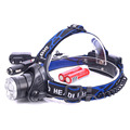 Outdoor Lighting 2000 Lumens CREE XM L T6 LED Fishing Light Camping Lamp 2 18650 4200mah