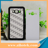 TPU sublimation Soft phone case for Samsung Galaxy A8 with metal insert