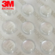 3M Bumpon adhesive Clear Bumper Pads SJ5306hemispherical shape, reduce noise, vibration, put an end to scratches silicon mat