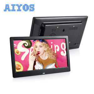 Special Offer Remote Control 10 inch digital photo frame with backlight loop play all day long suitable for advertising