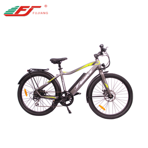 2018 OEM factory price 26inch e-bike 36V batteries electric bikes 2500W green power city electric bicycle