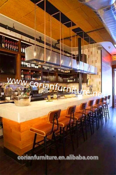 Moderna De Vidrio De Madera Noche Club Caf 233 Casa Sal 243 N Del