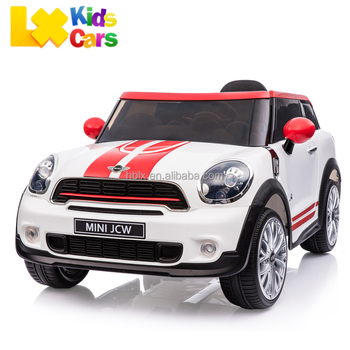 12v mini cooper kids battery cars for kids with mp3 and remote control