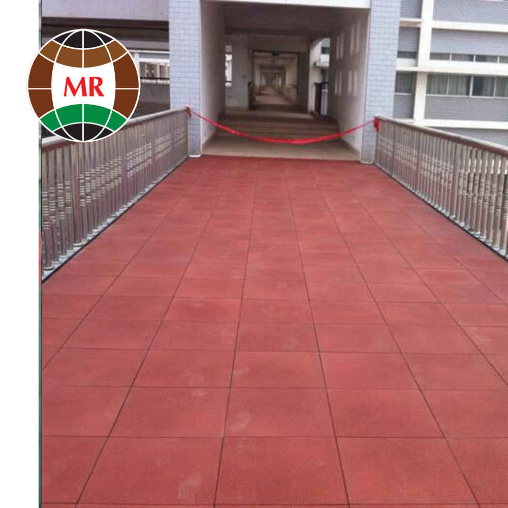Recycled Outdoor Rubber Flooring Mat