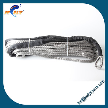 6mm*30m ATV synthetic winch rope