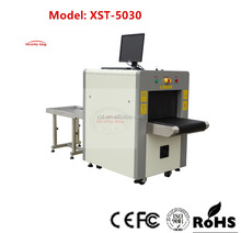 x ray baggage screening machine systems for Public security scanner Through Type digital X ray baggage matal detector XST-5030A)